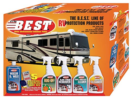 Rv Cleaning Tools : B e s t rv cleaning kit piece basic